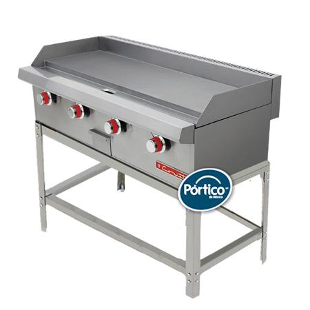 Parrillas y planchas grill calidad coriat ideales en - Plancha de cocina para empotrar ...
